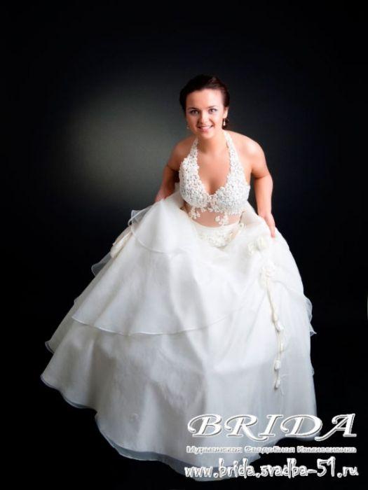Свадебные платья в мурманске напрокат